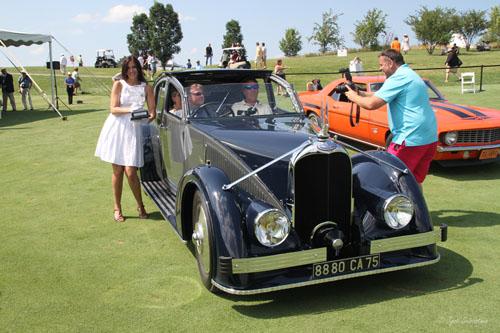 1935 C25 Aerodyne  [Winner - 2013 Best in the Show]