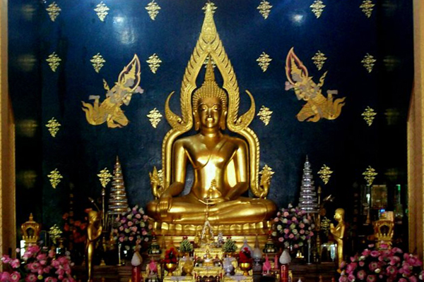 Thai Monastary / Bodh Gaya, Bihar.