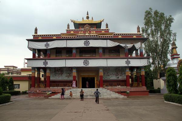 Tibetian Monastry / Bodh Gaya, Bihar.