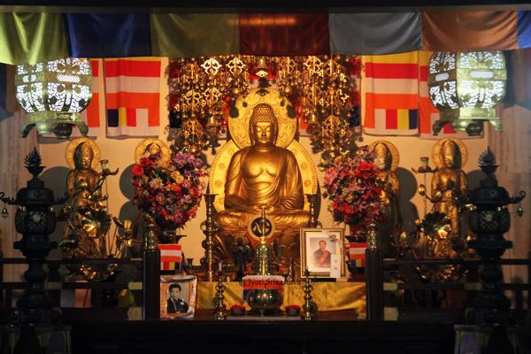 Daijokyo Buddhist Temple / Bodh Gaya