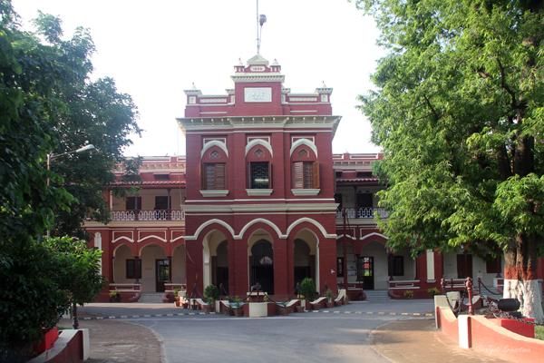 NIT Patna Main building