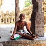 Kanchi Kailasanathar Temple, Kanchipuram, Tamil Nadu.