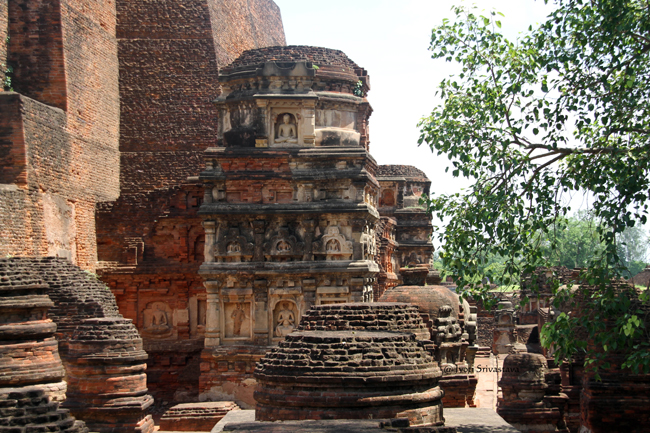 Archaeological Site of Nalanda University /  Nalanda, Bihar