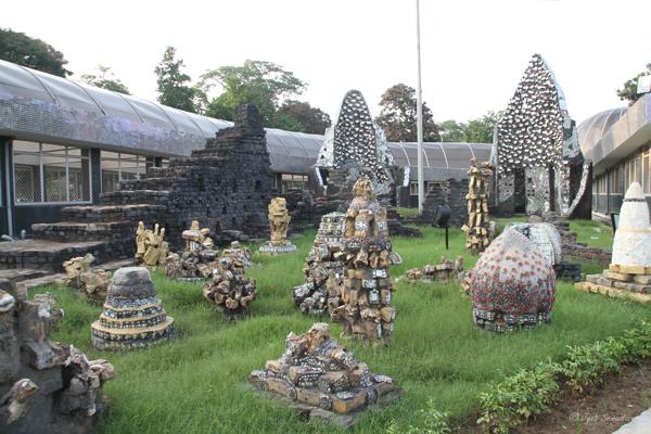 Eco Park / Nalanda Relic