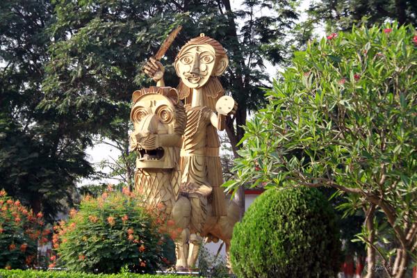 Raja Shailesh -  by Rajat Ghosh / Eco Park - Patna/ Bihar.