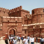 Agra Fort  / Uttar Pradesh / UNESCO World Heritage Site
