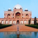 Tomb of Humayun / Delhi / UNESCO World Heritage Site