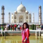 Taj Mahal, Agra / Uttar Pradesh / UNESCO World Heritage Site