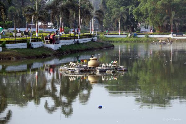 Eco Park - Patna/ Bihar