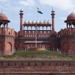 Red Fort / Delhi / UNESCO World Heritage Site