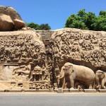 Mahabalipuram, Tamil Nadu - UNESCO World Heritage site.