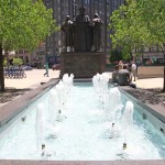 Heald Square Fountain