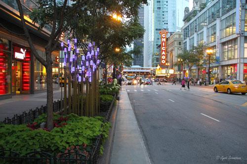 Chicago Loop - Lightscape