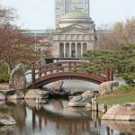 Osaka Japanese Garden