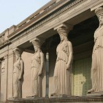 Caryatids - Museum of Science & Industry