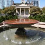Botanical Gardens Fountain - by Robinson Iron