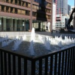 Daley Plaza: Fountain