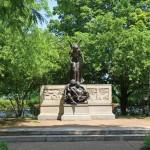 Dream Lady / Eugene Field Memorial - by Edward Francis McCartan