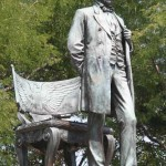 Abraham Lincoln Monument - by Augustus Saint-Gaudens