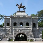 Ulysses S. Grant Memorial - by Louis Rebisso