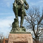 LaSalle Monument - by Count Jacques de La Laing