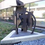 Sculpture by Louis Nevelson