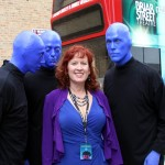 Blue Frenzy with Blue Man Group