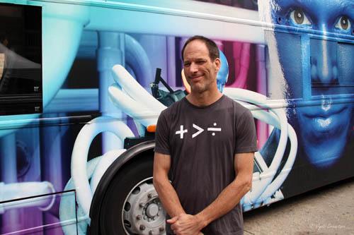 Jeff Quay: Music Director Blue Man Group