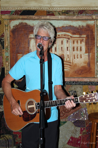 Kevin Cronin from REO Speedwagon