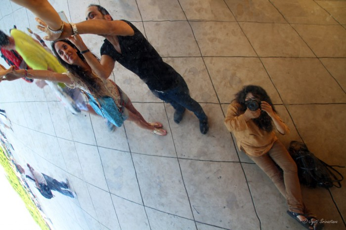 Cloud Gate – by Anish Kapoor [August, 2013]