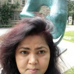 2015: Oval with Points – by Henry Moore at Princeton University, NJ