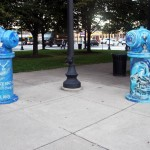 Fire Hydrants at Navy Pier