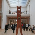 2009: Clothespin - By Claes Oldenburg