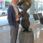 "2012:  Documentation of Exhibit ""Art Exhibition - by Jean Jacques Porret"" [AMA Bldg.]"