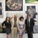 "2012: Opening Reception: ""Denise Milan: Mist of The Earth"".[Chicago Cultural Center]"