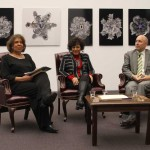 "2012: Gallery Talk with Ronne Hartfield and Greg Cameron on ""The art of Denise Milan"". [Chicago Cultural Center]"