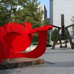 2007-08: Sculptures of Mark Di Suvero
