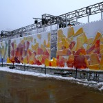 2008: Museum of Modern Ice / Painting Below Zero – by Gordon Holloran