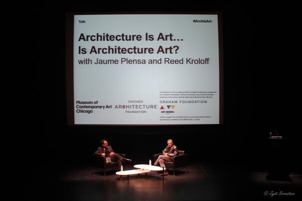 2013 MCA: Jaume Plensa