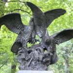 Central Park - Sculptures