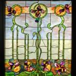 Three Iris - by Unidentified designer and fabricator