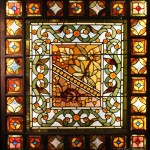 Central Motif of Jewels and Flowers - by Healy & Millet