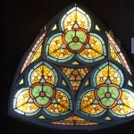 Gothic Revival Trefoil - by unidentified designer