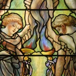 Ecclesiastical Angels - by Tiffany Glass & Decorating Company