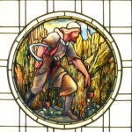 Autumn - by Tiffany Glass & Decorating Company