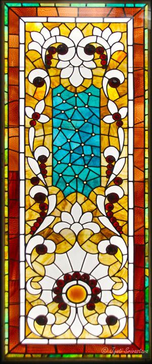 Louisville Combo Window - by unidentified designer