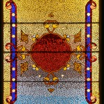 Earth, Air, Fire and Water - by Belcher Mosaic Glass Company