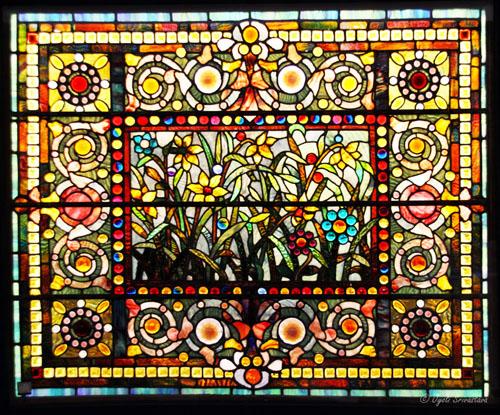 Garden of Jewels - by unidentified designer