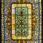 Chunk Jewel Window - by John LaFarge Studio