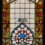 Spade Window - by unidentified designer